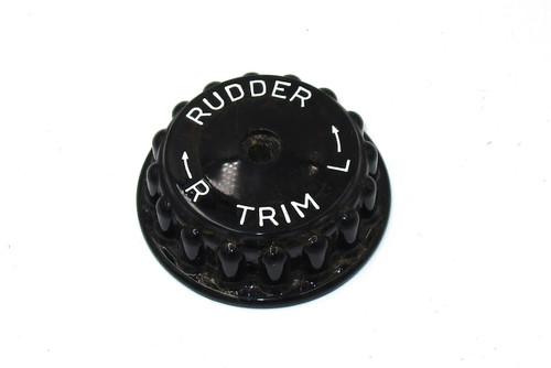 102-52510-2 KNOB ASSEM. - RUDDER & AILERON TRIM TAB CONTROL