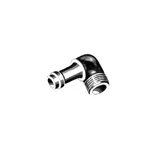 AN 842 Fitting - Elbow - Pipe Thread and Hose 90 Degree