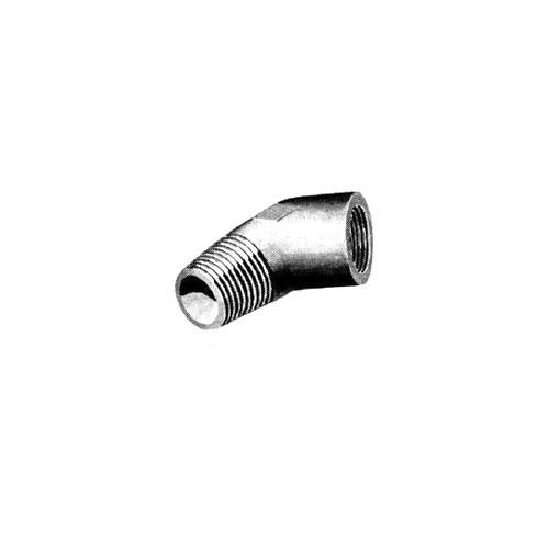 AN 915 Fitting - Elbow - Internal and External Pipe Thread 45 Deg
