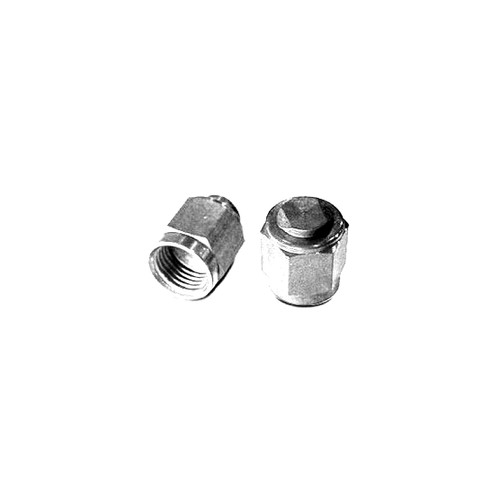 AN 929 Fitting - Cap - Pressure Seal Flared Tube Fitting