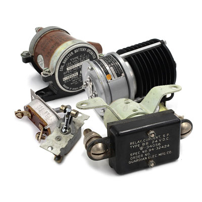 Shop Electrical Components
