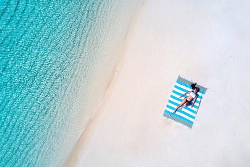 Bimini Oversize Beach Blanket