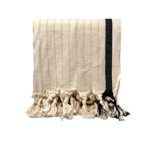 Isla Mujeres  Natural Beach Towel