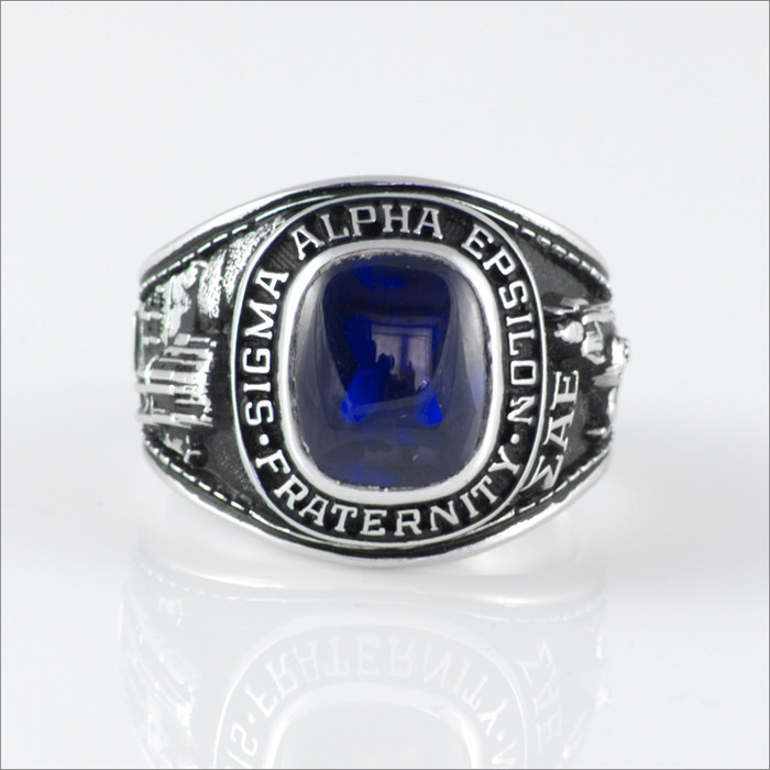 Official Ring, Sapphire Stone