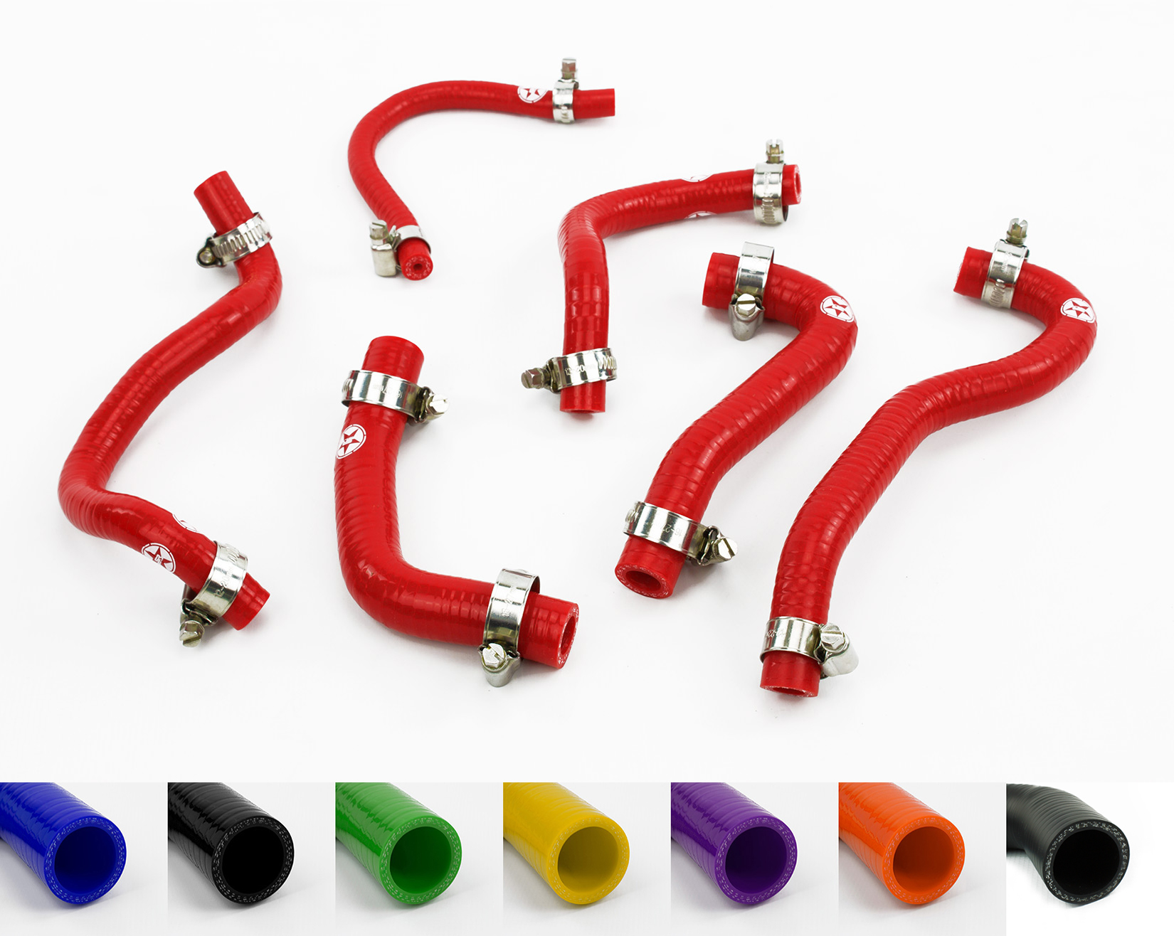 Toyota Celica GT40 ST40 Silicone Breather/Vacuum Hose Kit