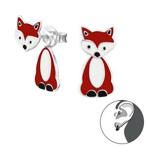 Silver Fox Ear Jacket