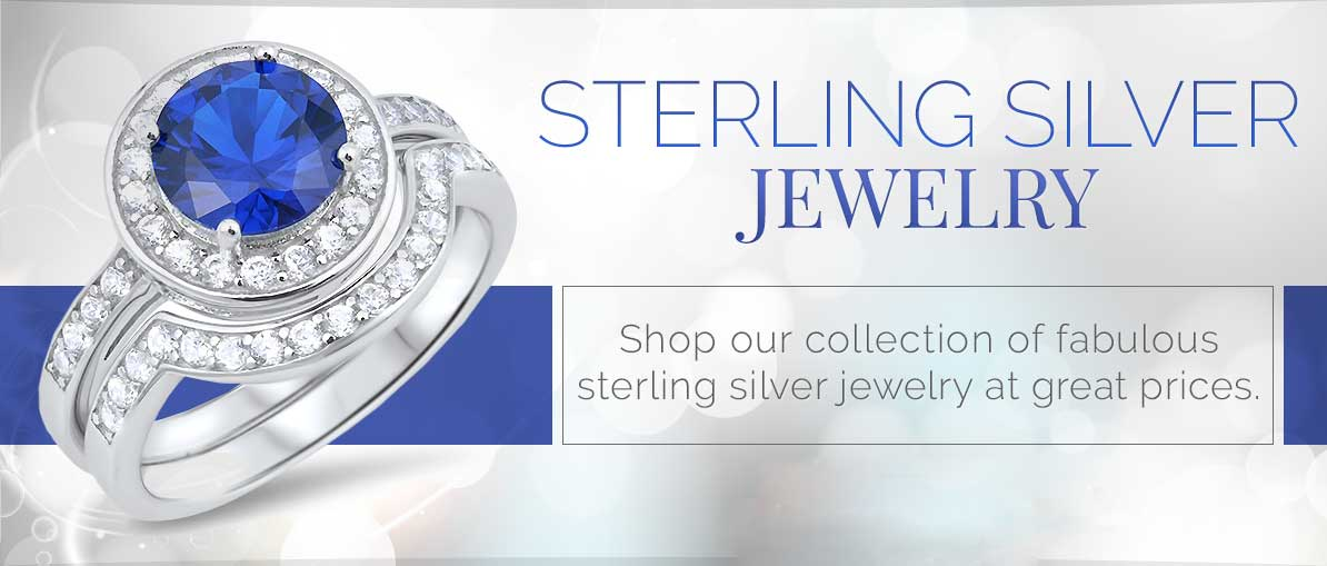 Sterling Silver Jewelry Canada