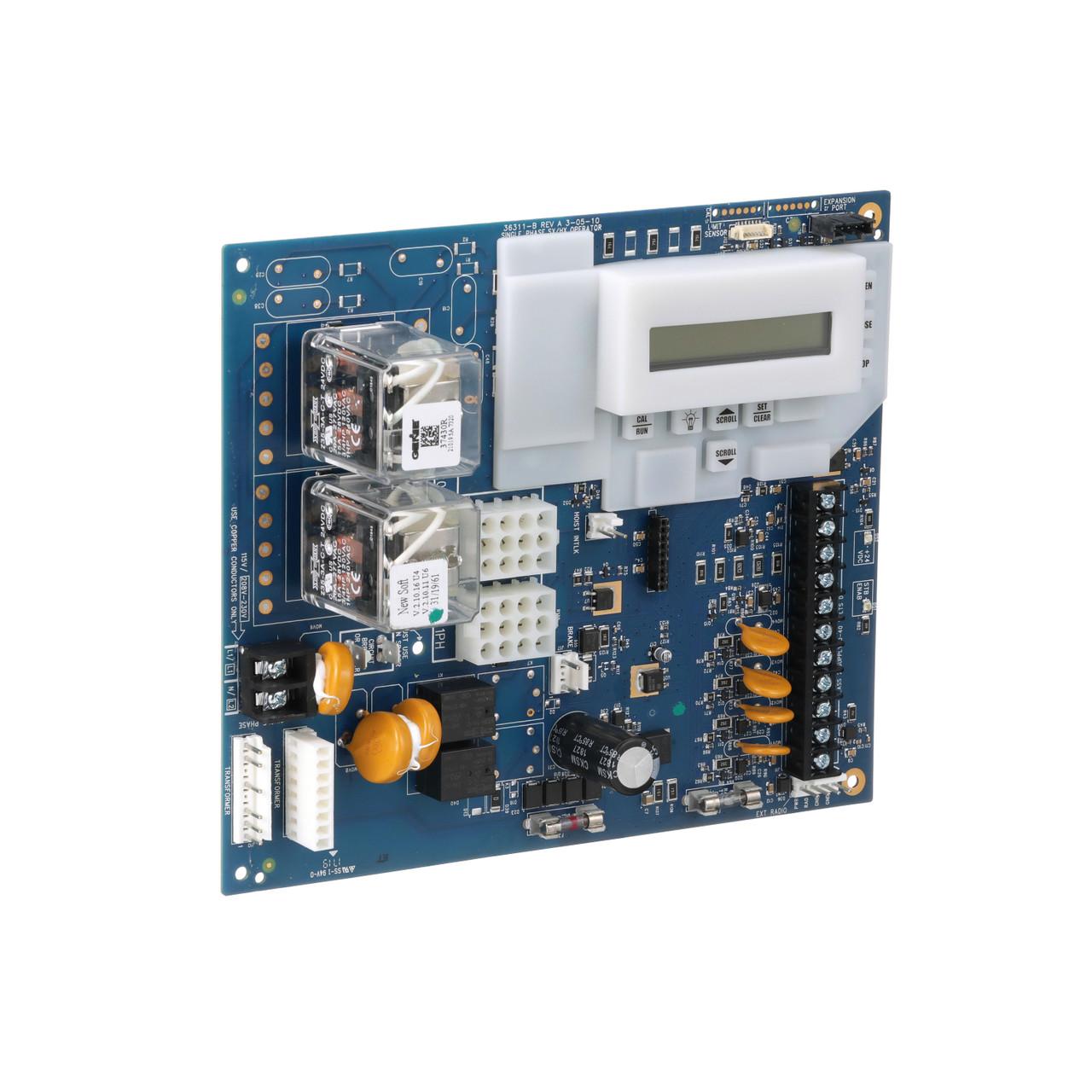 Circuit Board Rhx Amp Rsx 1 2 Hp Overhead Door Parts Online