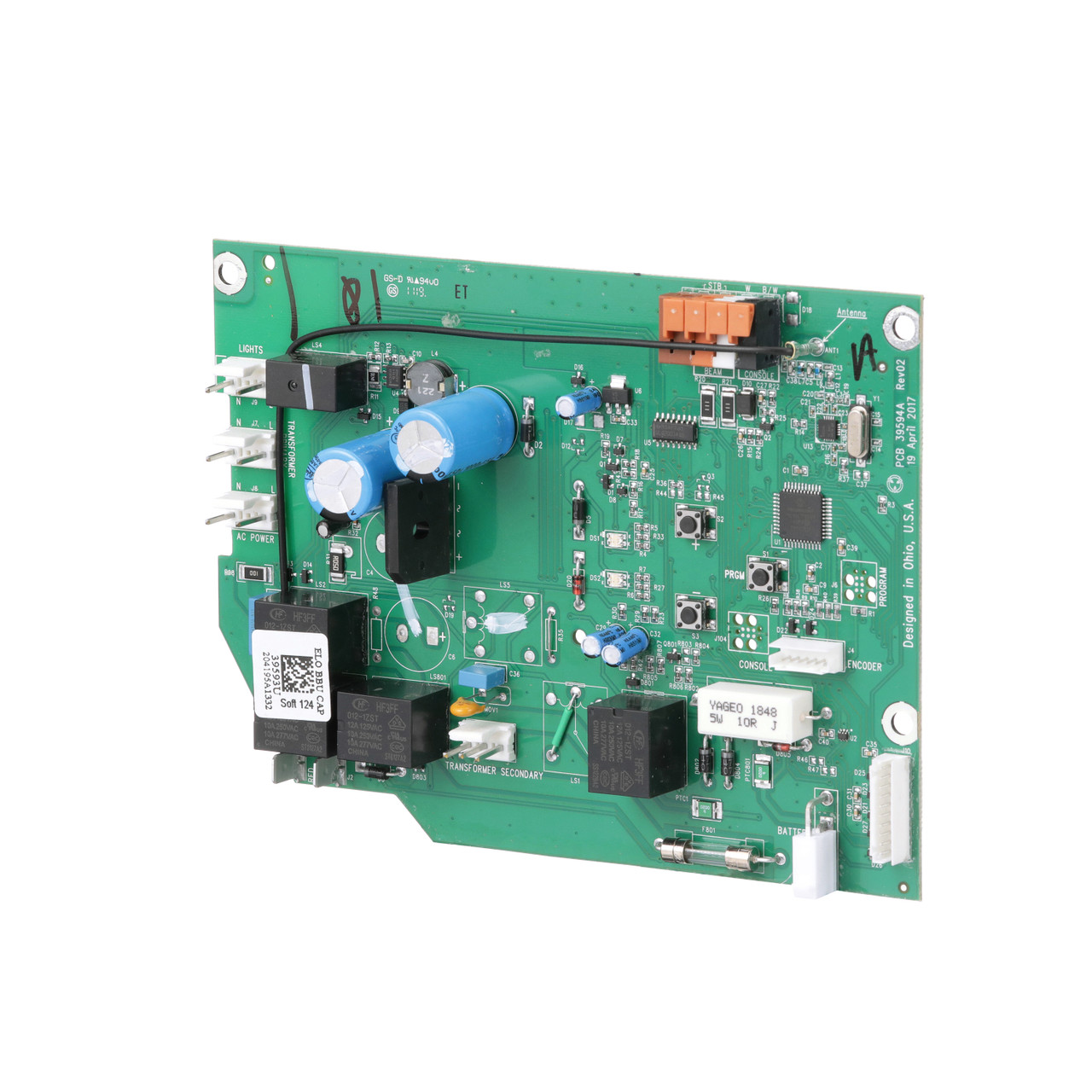 CIRCUIT BOARD - STANDARD DRIVE 650 (WiFi and BBU)