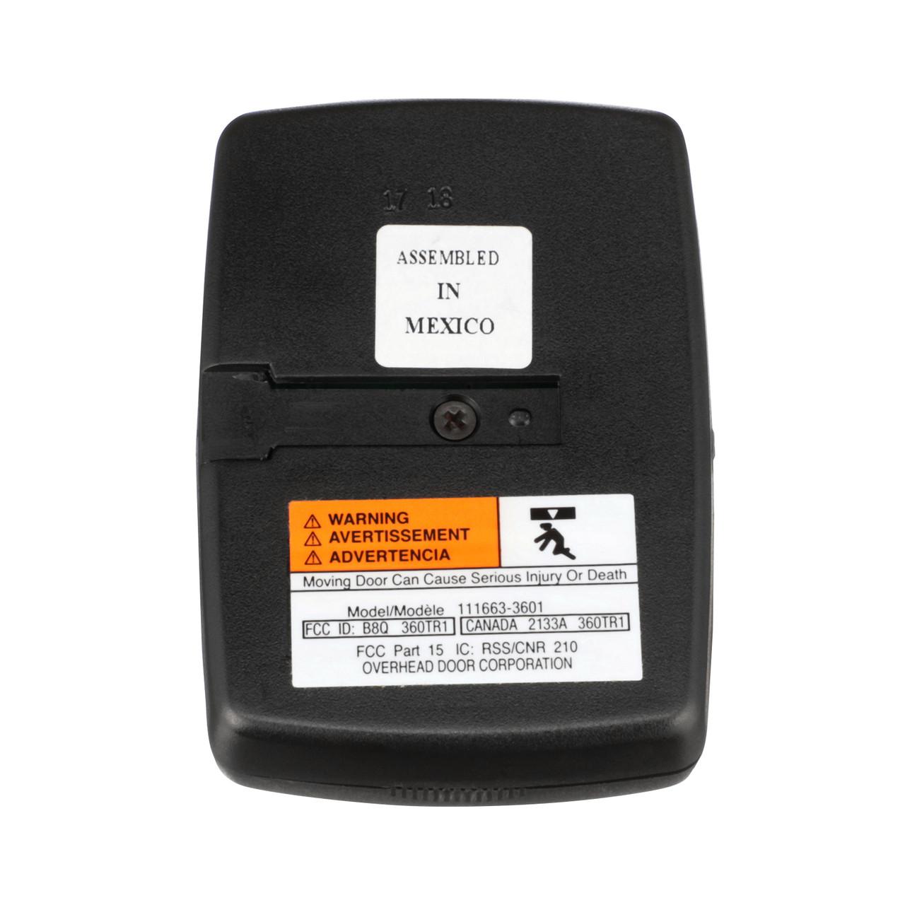 REMOTE CONTROL - 360 1 CHANNEL