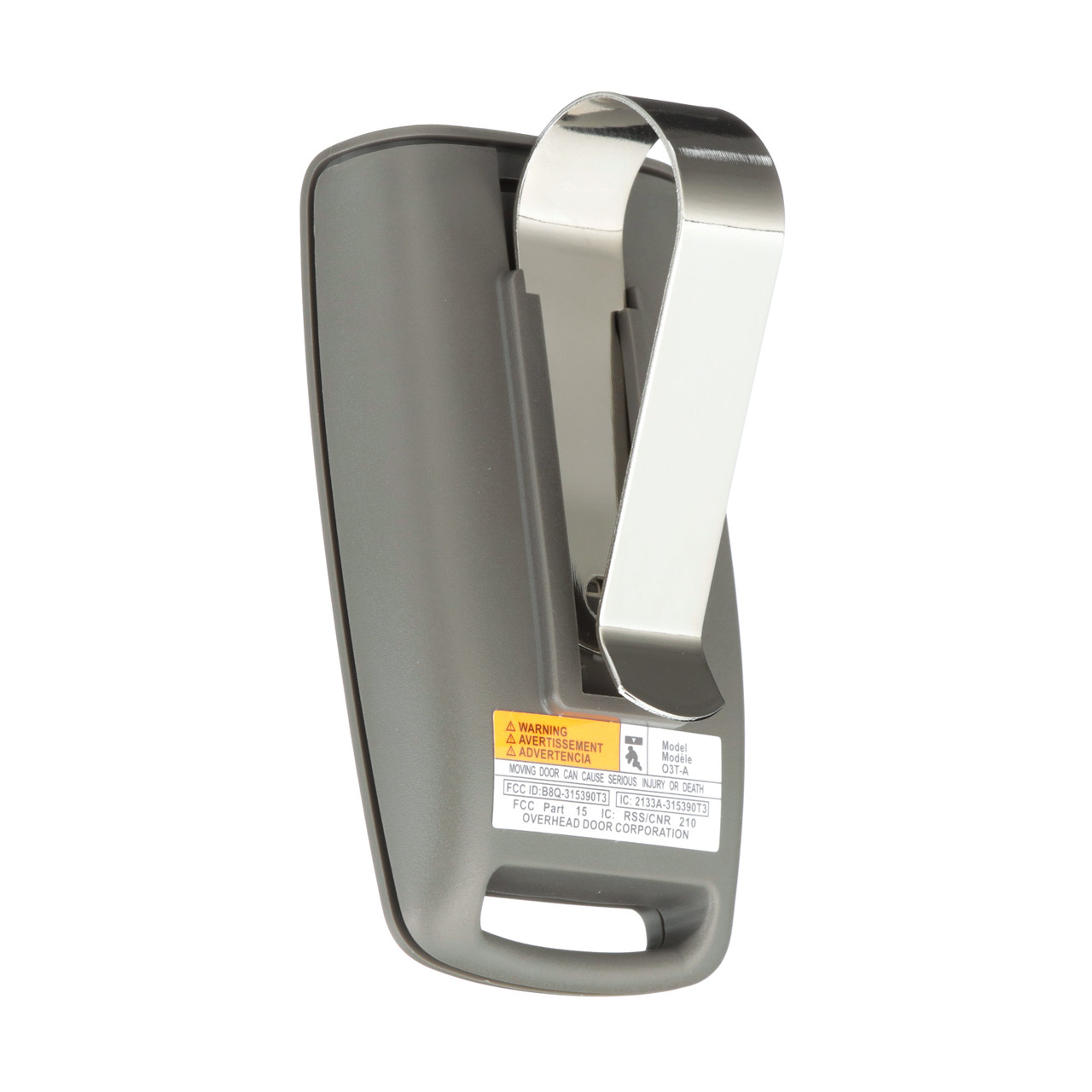 OVERHEAD DOOR REMOTE CONTROL -  O3T, 37219R (FREE SHIPPING)