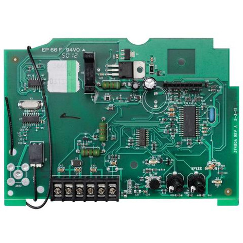 CIRCUIT BOARD, CONTROLLER - GENIE DC SCREWDRIVE