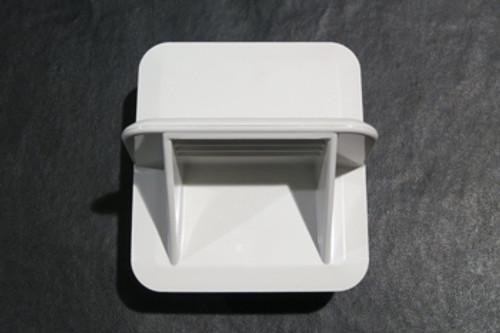 STEP PLATE, WHITE