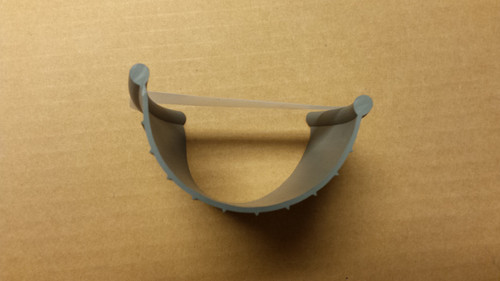 """WEATHERSEAL, BOTTOM - 4"""" BEAD ENDS"""