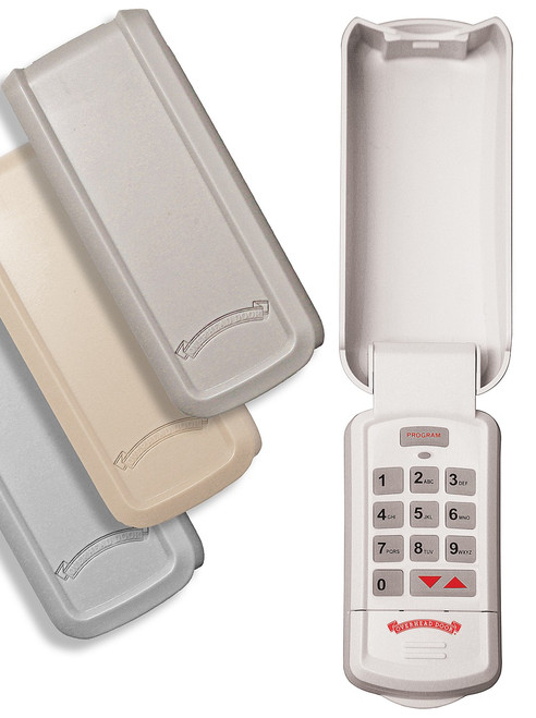 GENIE KEYLESS ENTRY W/TAN COVER