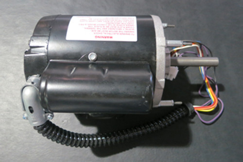 MOTOR - 1/2HP, 1 PHASE (RSX)