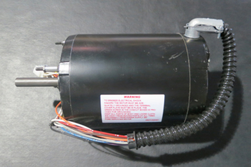 MOTOR - 1 HP, 3 PHASE (RSX)
