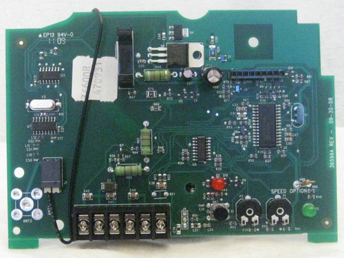 CIRCUIT BOARD, CONTROLLER - OVERDRIVE - 36600R