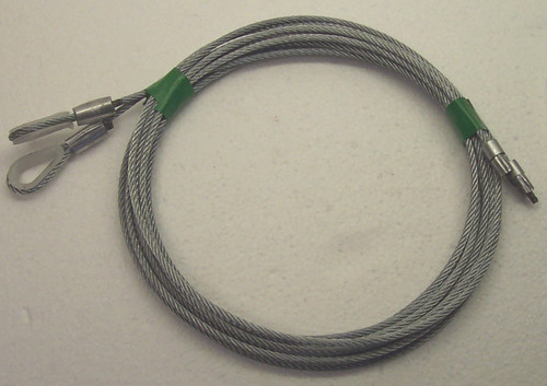 CABLE (HEAVY DUTY) - TORSION (7FT TALL DOOR)