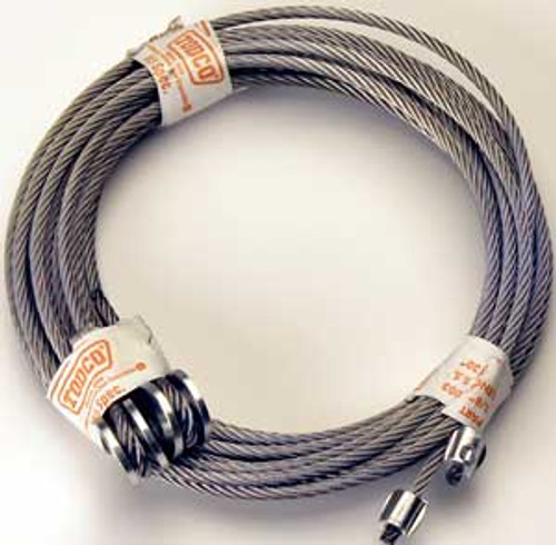 """CABLE, 130"""" (PAIR)"""