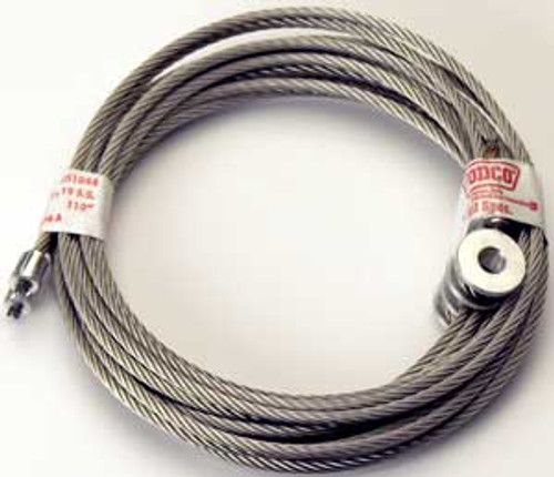 """CABLE, 110"""" (PAIR)"""