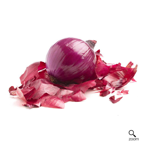 Peeled Red Onion 0.5kg