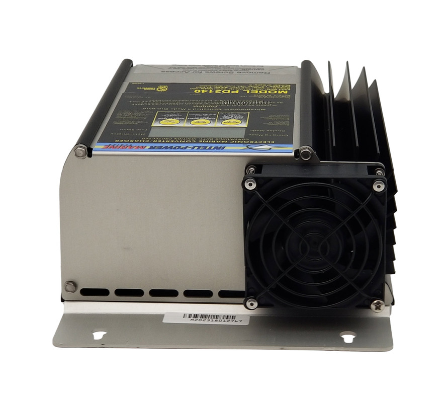 **NEW** PD2140 – 40 Amp Inteli-Power Electronic Marine Battery Converter - Charger - PD2140V