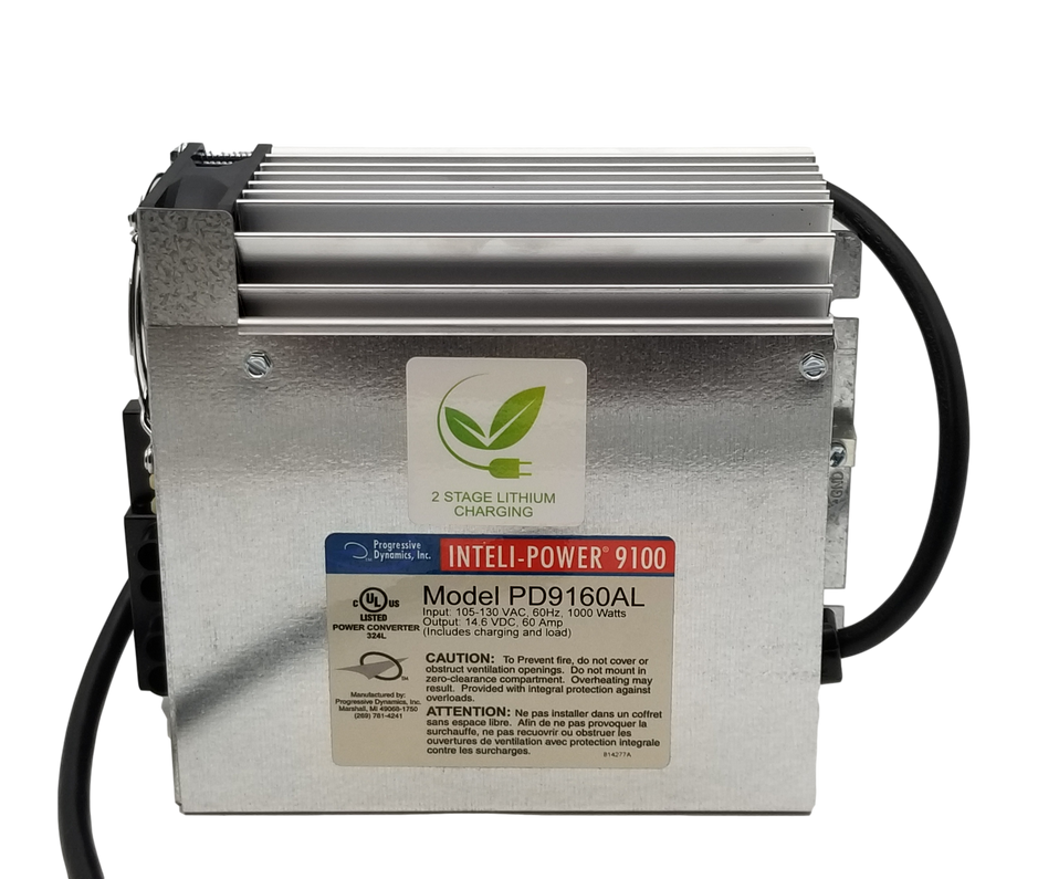 **NEW** Just arrived.  PD9160AL – 60 Amp Inteli-Power Lithium Ion Battery Converter - Charger - PD9160ALV