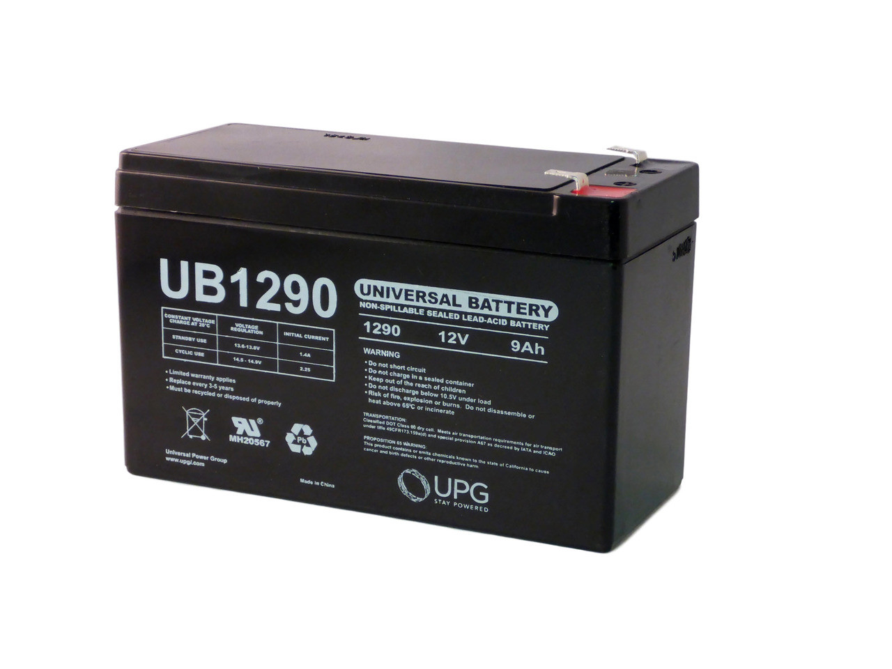 Rechargeable, high Rate Hewlett-Packard T1500XR Replacement Battery Pack
