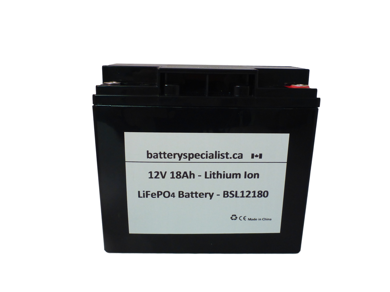 12v 18ah Battery >> Lithium Ion Battery 12v 18ah With Protective Circuit Board Bsl12180