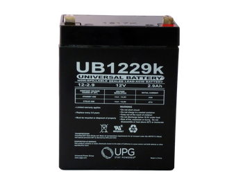 12V 2.9Ah - UB1229T AGM Battery | Battery Specialist Canada