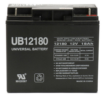 UB12180 - 12V 18Ah T4 | Battery Specialist Canada