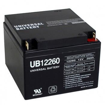 UB12260 - 12 Volts 26Ah -Terminal T3 - SLA/AGM Battery   Battery Specialist Canada