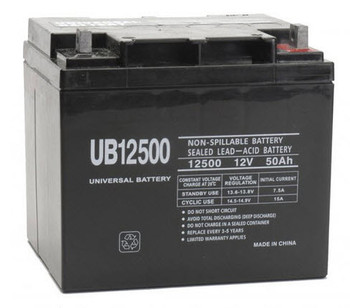 UB12500 Universal Battery | Battery Specialist Canda