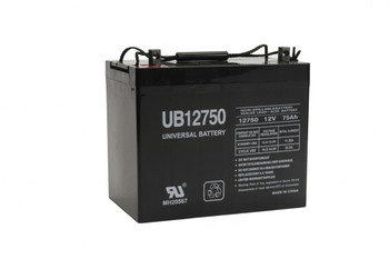 12 Volts 75Ah -Terminal Z1 - SLA/AGM Battery - UB12750 - Group 24| Battery Specialist Canada