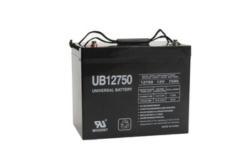 12 Volts 75Ah -Terminal I4 - SLA/AGM Battery - UB12750 - Group 24 (UPG45822) | Battery Specialist Canada