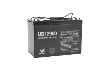 12 Volts 90Ah -Terminal I4 - SLA/AGM Battery - UB12900 - Group 27 | Battery Specialist Canada