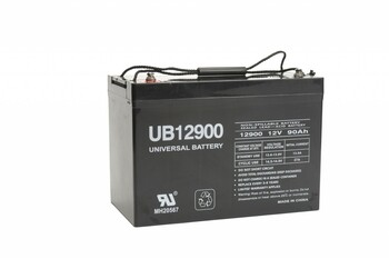 12 Volts 90Ah -Terminal I4 - SLA/AGM Battery - UB12900 - Group 27 | Battery Specialist Canada