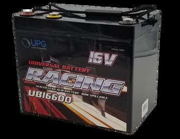 UB126600 - 12V 60Ah AGM Battery - UPG40653 | batteryspecialist.ca