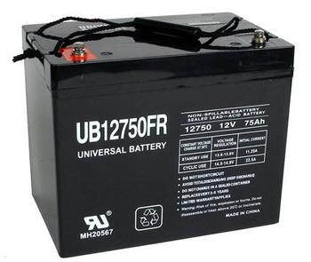 UB12750FR -  AGM Battery - 12V 75Ah Terminal I4 | Battery Specialist Canada