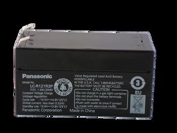 Panasonic Battery - LC-R121R3P | batteryspecialist.ca