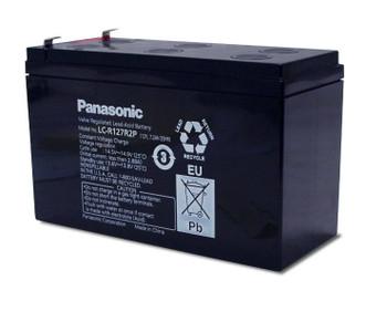 Panasonic SLA Battery - LC-R127R2P - 12V 7.2Ah - SLA Terminal Size 0.187 | Battery Specialist Canada