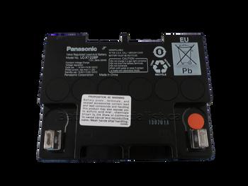 Premium Panasonic SLA Battery - LC-X1228P Top | batteryspecialist.ca