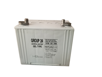 UB-24 GEL Type AGM Battery - 12 Volts 75Ah - Group 24 | Battery Specialist Canada