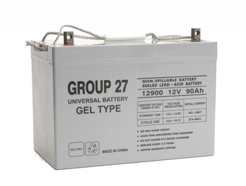 UB-27 Gel - 12V 90Ah | Battery Specialist Canada