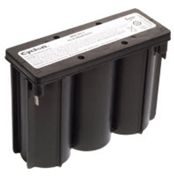 Enersys (Hawker) SLA Battery (0859-0012 6V, 8Ah Monobloc)  | Battery Specialist Canada