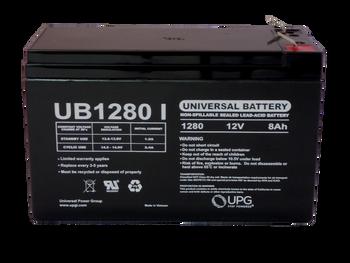 12V 8Ah F2 - UB1280 | Battery Specialist Canada