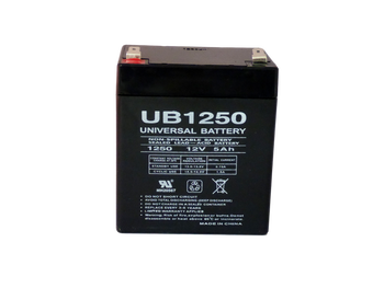 12V 5Ah - UB1250 Battery | Battery Specialist Canada