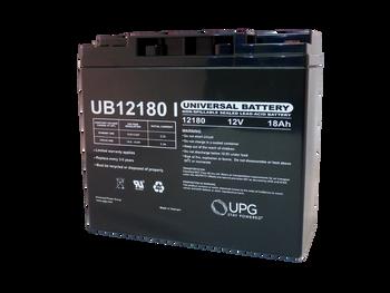 2 Volts 18Ah -Terminal I2 -SLA/AGM Battery Side | BatterySpecialist Canada