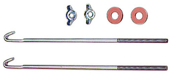 """Hold Down Bolt Set """"J"""" Style 8"""" - 302106-025 